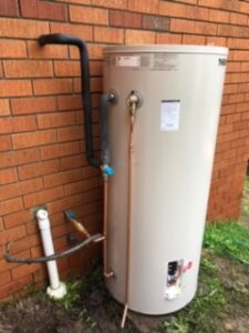 Hot Water System - Electic